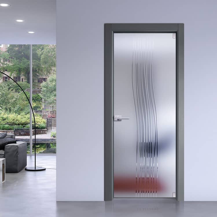 Porte interne design italiano gr serramenti di gallarate - Porte interne design moderno ...