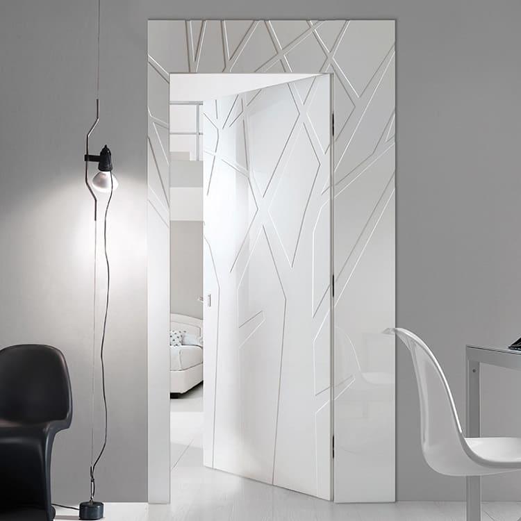 stunning porte interne moderne images. Black Bedroom Furniture Sets. Home Design Ideas