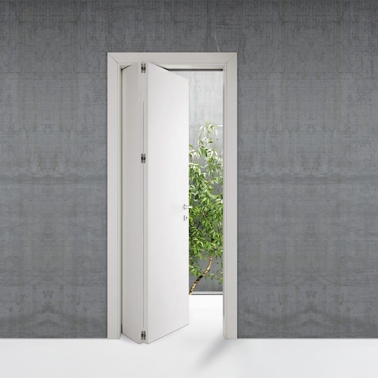 Porte interne design italiano gr serramenti di gallarate - Porte scorrevoli a libro ...