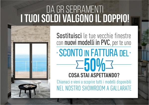 Ecobonus 2019 finestre: come ottenere uno sconto in fattura del 50% grazie al Decreto Crescita