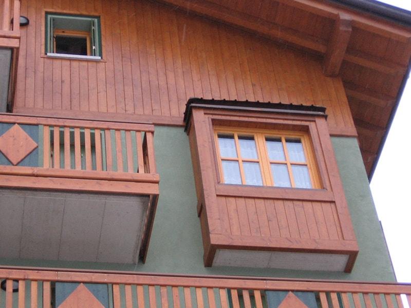 Serramenti in legno